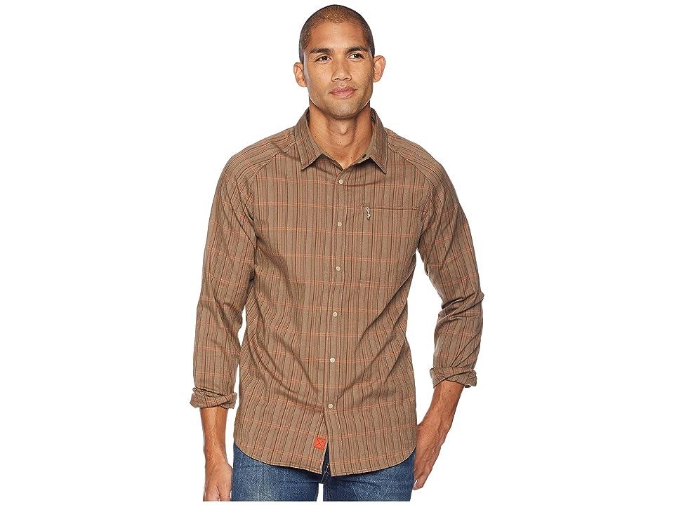 Mountain Hardwear Stretchstone V Long Sleeve Shirt (Badlands) Men