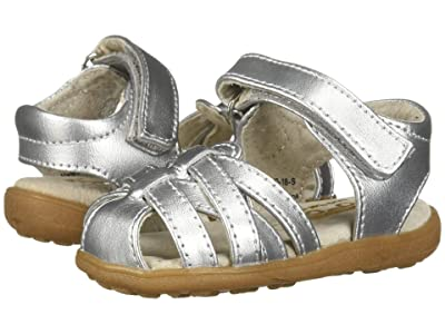 See Kai Run Kids Camila II (Toddler/Little Kid) (Silver) Girl