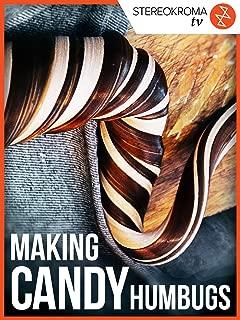 Making Candy Humbugs