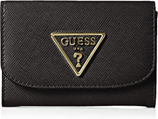 GUESS womens Carys Double Date Wallet