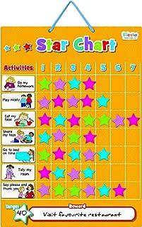 Fiesta Crafts Magnetic Star Chart / Reward Chart