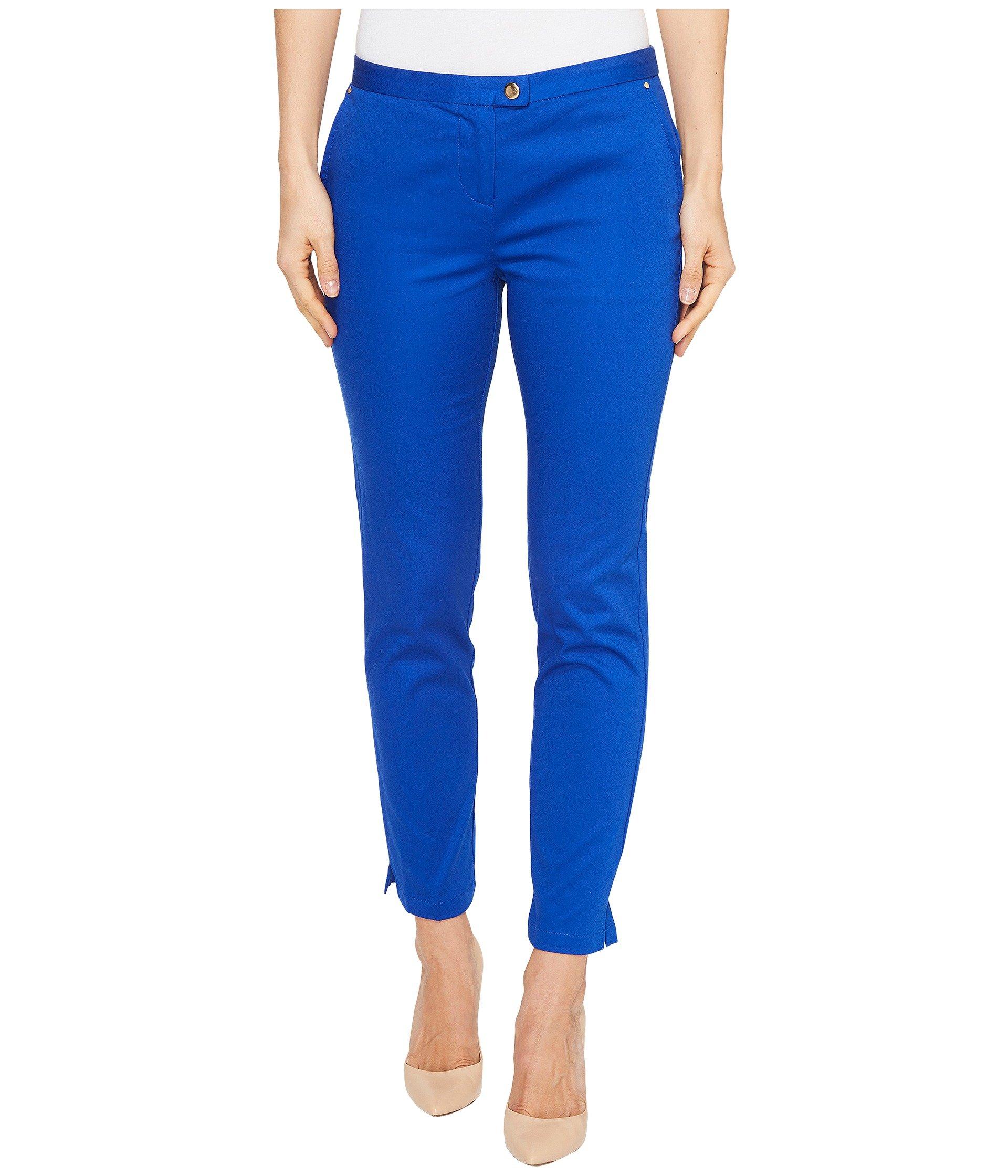 Pantalón para Mujer XOXO Natalie Cropped Side Slit Pants  + XOXO en VeoyCompro.net