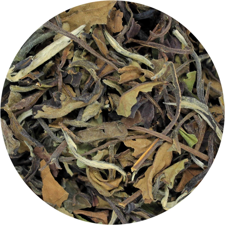 Sale special price Special Tea Company Bai Mu Organic White Max 84% OFF Loose Dan Superior