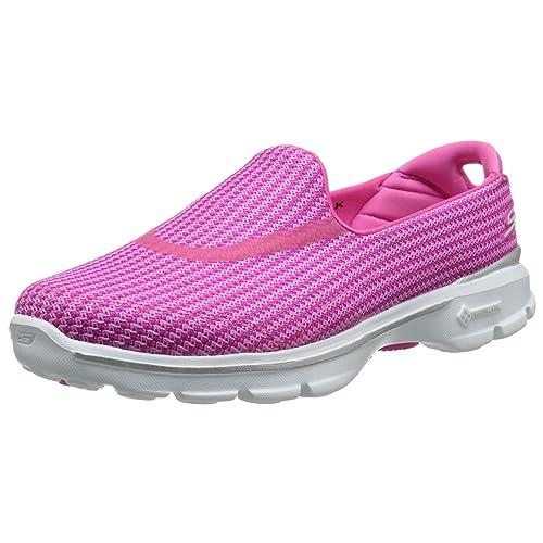 7a49591bfa3e Skechers Performance Women s Go Walk 3 Slip-On Walking Shoe