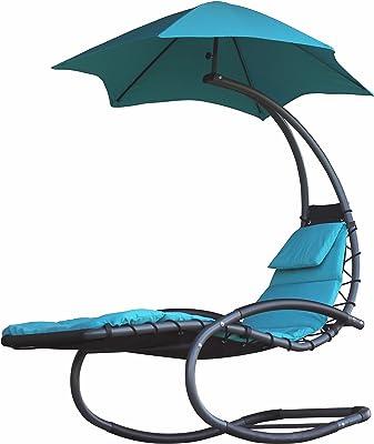 Amazon Com Zero Gravity Folding Orbit Chair Patio