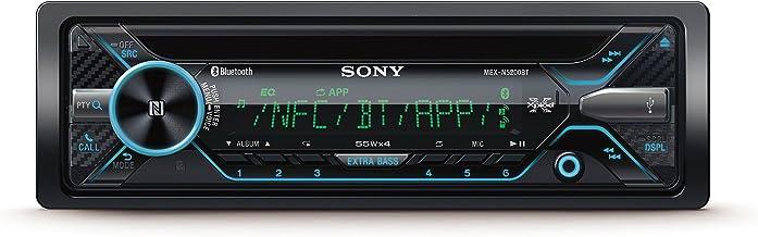 Sony MEXN5200BT - Radio CD (USB, Bluetooth, NFC, iluminació