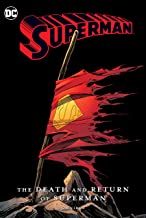The Death and Return of Superman Omnibus (New Edition) (Superman: The Death and Return of Superman Omnibus)