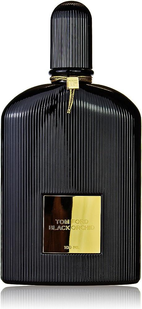 Tom ford black orchid, eau de parfum,profumo per donna,100 ml TFTOO6