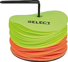 Select Floormarker speel- en trainingsuitrusting trainingsaccessoires -geel oranje- één maat
