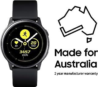 Samsung SM-R500NZKAXSA Galaxy Watch Active (Australian Version), Black