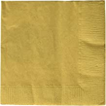 Amscan Party Supplies Pack Gold