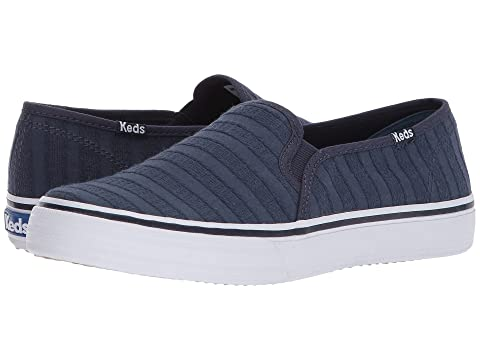 Keds Double Decker Eyelet Stripe at gTGXfYXdq