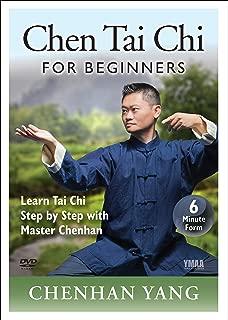 Chen Tai Chi for Beginners (YMAA) Chenhan Yang 2018 **New Bestseller**