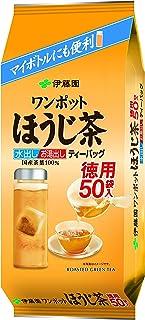 伊藤園 ワンポットほうじ茶ティーバッグ 3.5g×50袋 ×5パック
