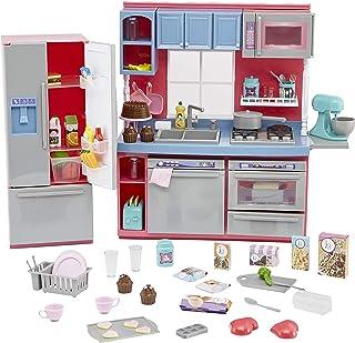 Amazon Com Toy Kitchen Sets 5 To 7 Years Kitchen Playsets Kitchen Toys Toys Games