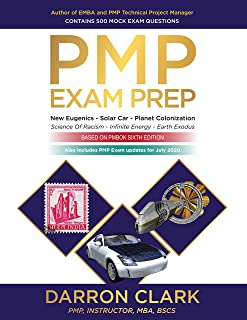 PMP Exam Prep: Fully updated for the July 2020 Exam