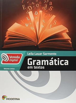 Vereda Digital. Gramática em Textos