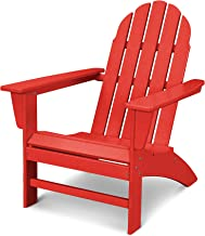 POLYWOOD Vineyard Adirondack Chair (Sunset Red)