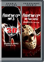 Friday the 13th: Part 3 - 3-D / Friday 13th: Part 4 - The Final Chapter Double Feature