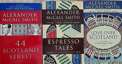 3 Book Set: 44 Scotland Street Vol. 1 - 3 Tales of 44 Scotland Street; Espresso Tales; Love Over Scotland