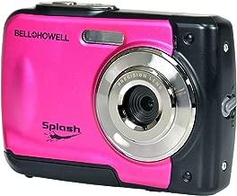 Bell & Howell Splash WP10 Shock & Waterproof Digital Camera (Pink)