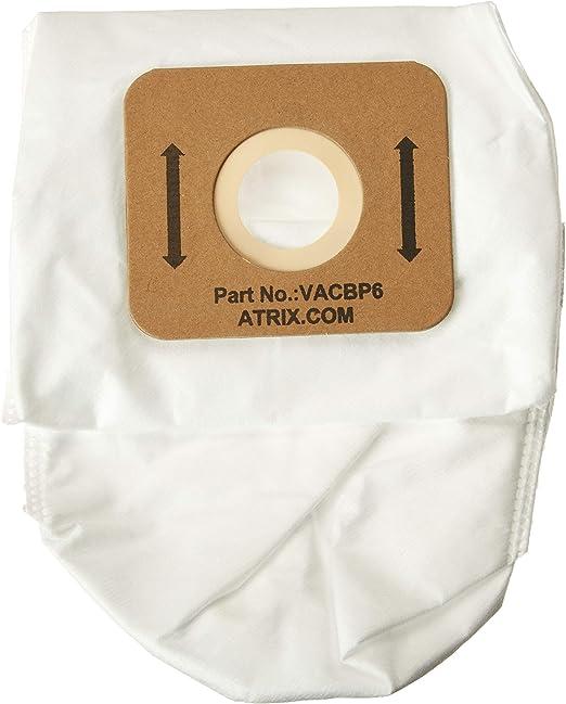 Perfect Bag HEPA 6qt Back Pack 6pk #093-151802