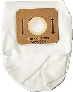 Atrix - VACBP6-5P Vacuum Filters - Backpack Vac 8-Quart Replacement HEPA Filters (5-Pack)