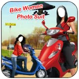Women Bike Photo Montage New