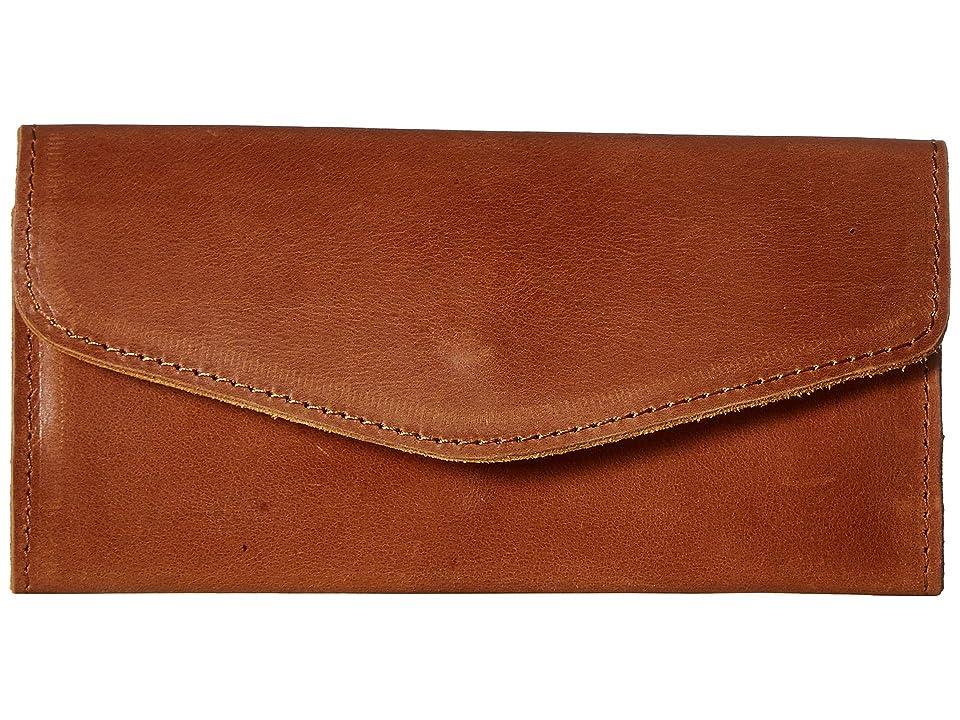 ABLE Hailu Wallet (Chestnut/Cognac) Wallet Handbags