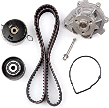 cciyu Timing Belt Water Pump Kit TCKWP338 Fit 1.6L 1.8L Chevrolet Aveo Cruze Sonic Aveo5 Pontiac G3 Wave Saturn Astra Suzuki Swift+