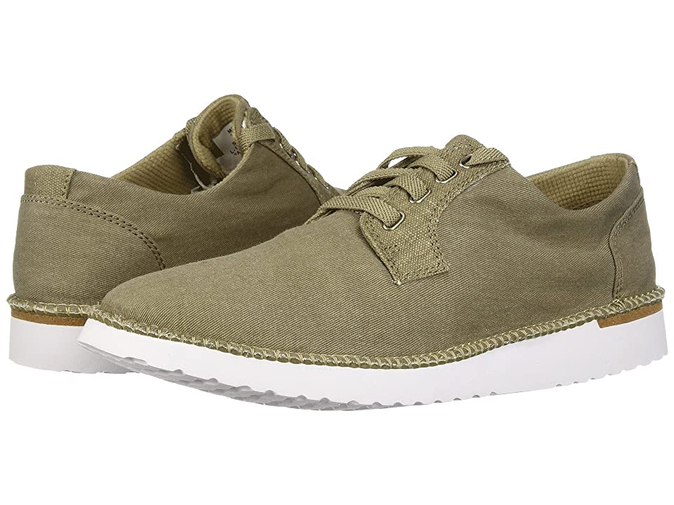Sperry Camden Oxford Canvas (Taupe) Men