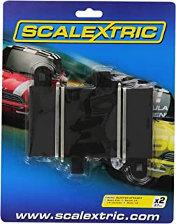 Scalextric C8200 Track Quarter Straight 3.25 inches
