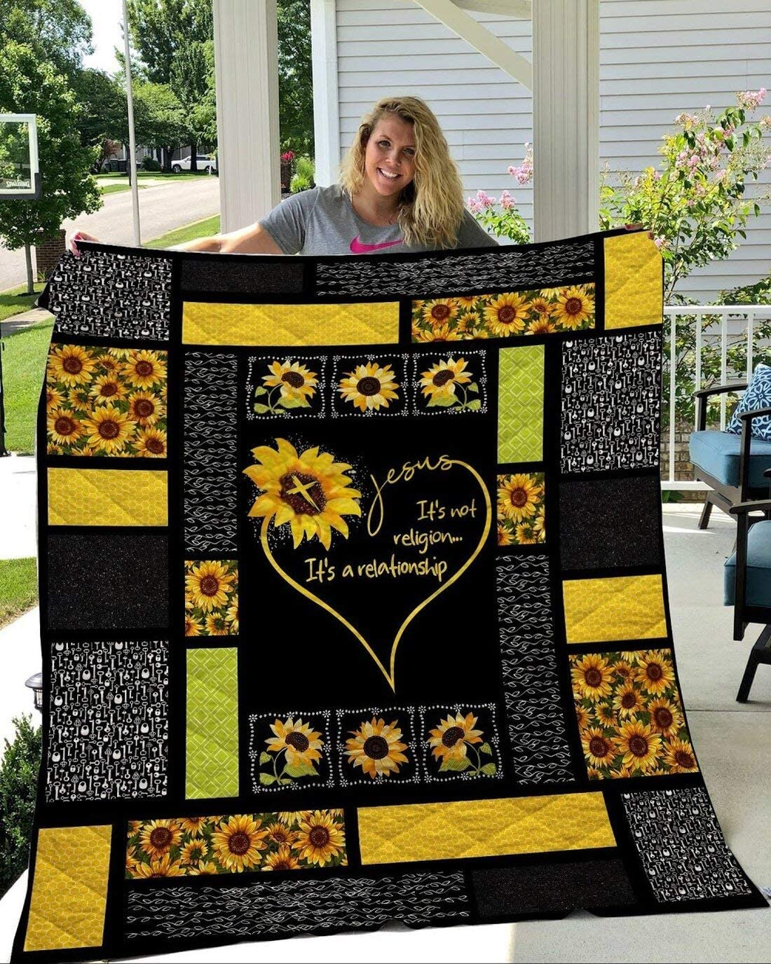Personalized Sunflower – Jesus It Genuine Free Shipping Gif is Popular Relationship A Birthday