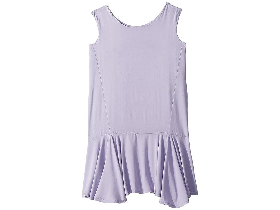 fiveloaves twofish Piano Dropwaist Dress (Big Kids) (Lavender) Girl