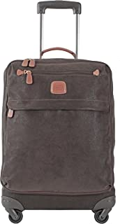Bric's Luggage Life 21 Inch Ultra Light Basic Spinner, Olive, One Size