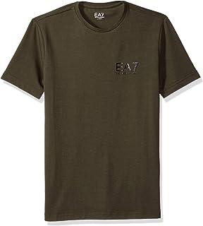0463e131ef Amazon.it: EMPORIO ARMANI - Verde / T-shirt, polo e camicie / Uomo ...
