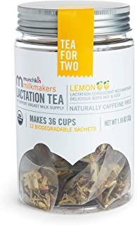 Milkmakers Lactation Tea, Lemon, 12 Count