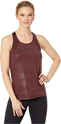 Pro Metallic Dots Tank Top