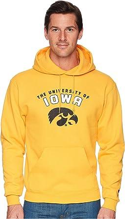Champion College - Iowa Hawkeyes Eco® Powerblend® Hoodie 2