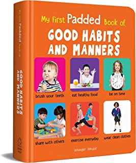 My First Padded Book Of Good Manners