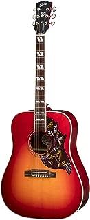 Gibson Acoustic 6 String Hummingbird, Right Handed, Heritage Burst, Square Shoulder (SSHBCNP8)