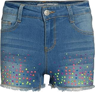 WallFlower Girls Soft Strech Denim Shorts