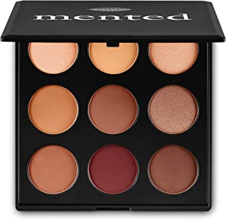 Nude Eyeshadows, Everyday Eye Shadow Palette, Vegan, Paraben-Free, Cruelty-Free - Mented Cosmetics