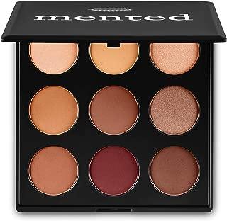 Nude Eyeshadows, Everyday Eye Shadow Palette, Vegan, Paraben-Free, Cruelty-Free - Mented Cosmetics