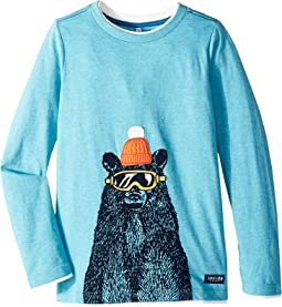 Applique Top (Toddler/Little Kids/Big Kids)