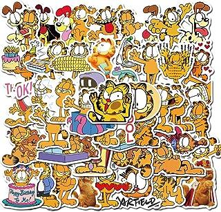 Garfield Stickers for Laptop Waterproof Vinyl Stickers for Water Bottle Computer Mac Pad Phone Case Hydro Flask Bumper Ska...