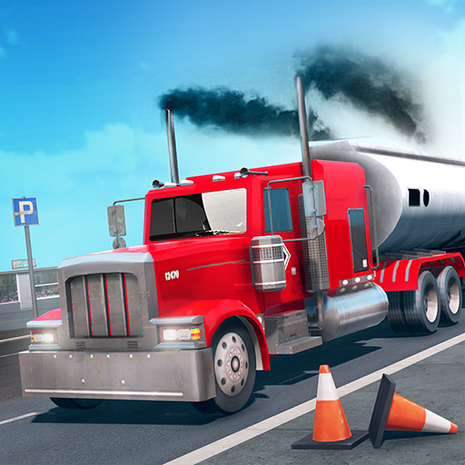 Off-road Cargo Oil Truck Transport Simulator: Real Oil Tanker Adventure 2019