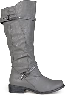 Women's Olive Riding Boot