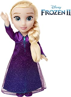 Disney Frozen 2 Elsa Musical Doll Sings