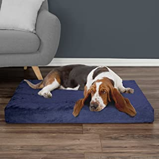 PETMAKER Orthopedic Pet Bed - Egg Crate and Memory Foam with Washable Cover